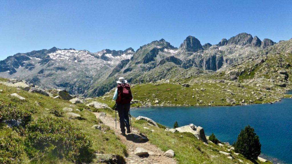 Wandern im Val d'Aran