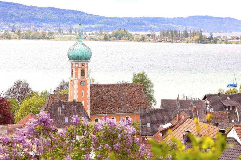 Allensbach westlicher Bodensee