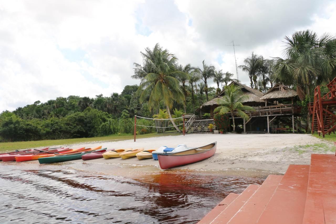 Arrow Point Resort Kanu Kamuni Creek