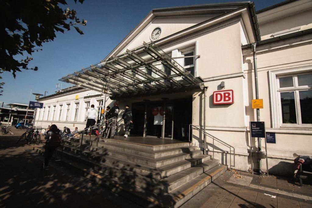 Bahnhof Lüneburg vor Sanierung