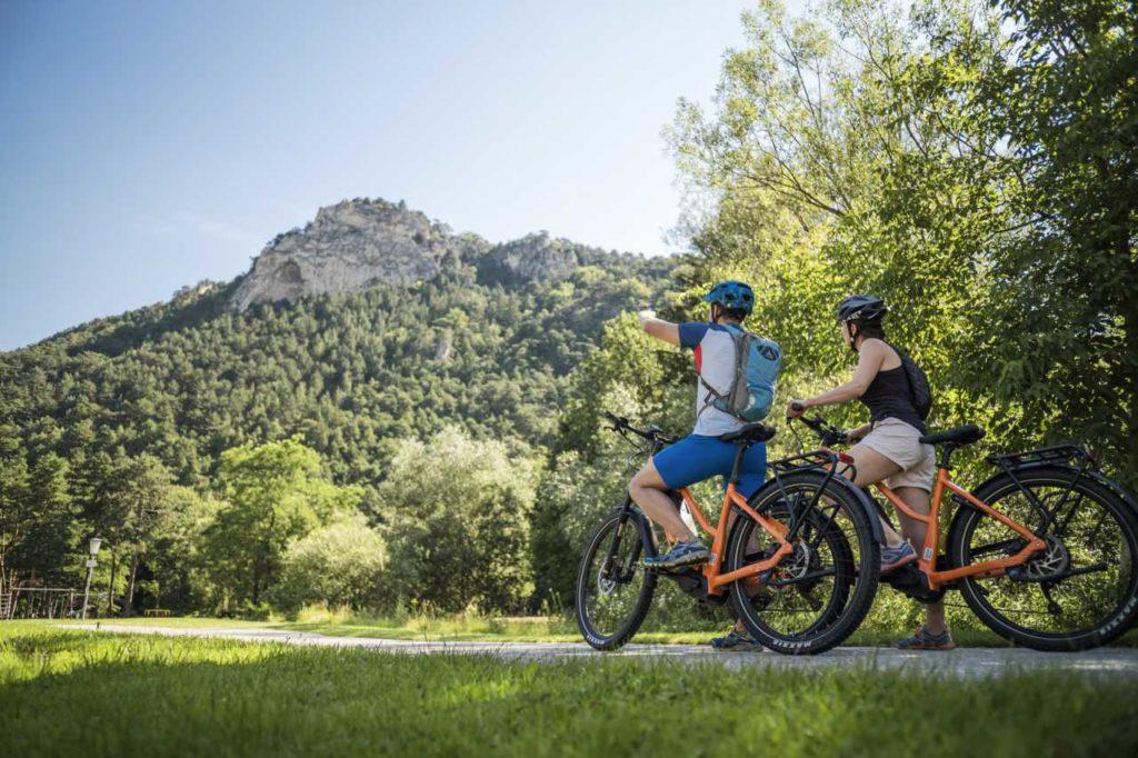 Buckl zum Berg Radtour