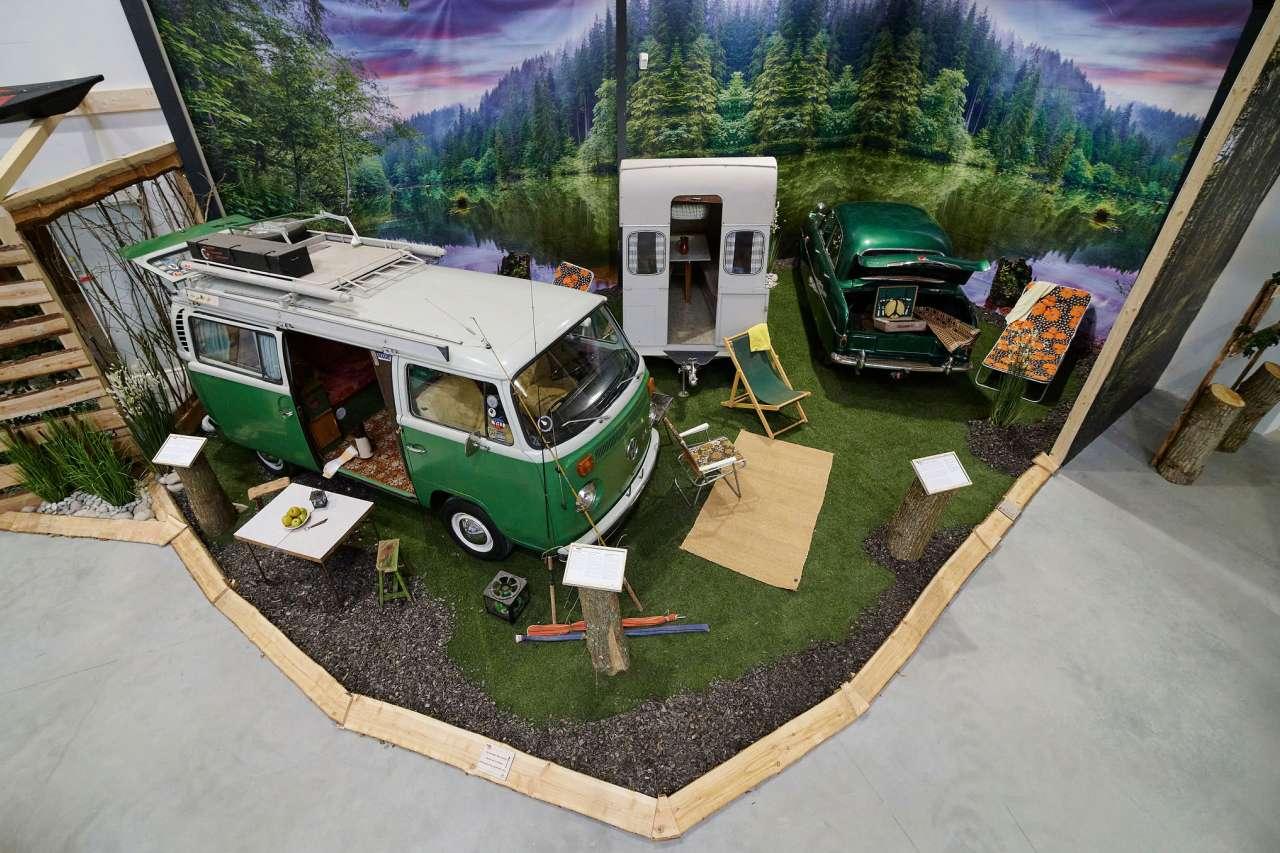 Campingbus Museum Egeskov