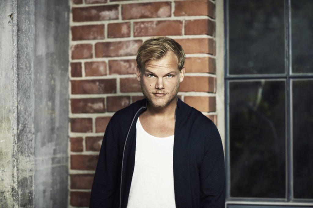 DJ und Musikproduzenten Tim Avicii Bergling
