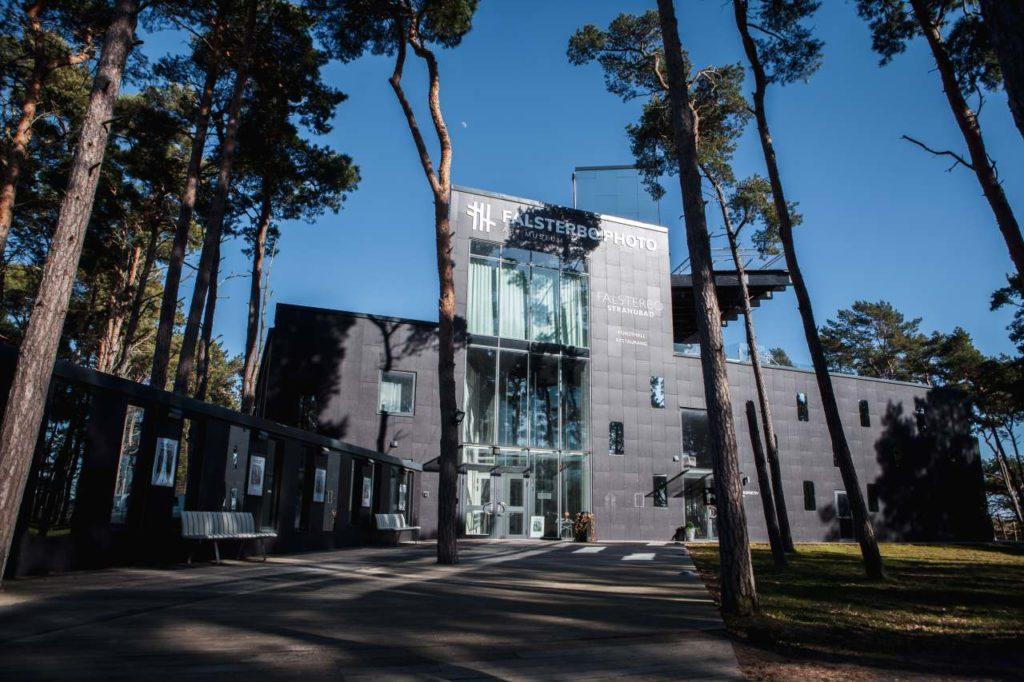 Falsterbo Photo Art Museum Eingangsbereich