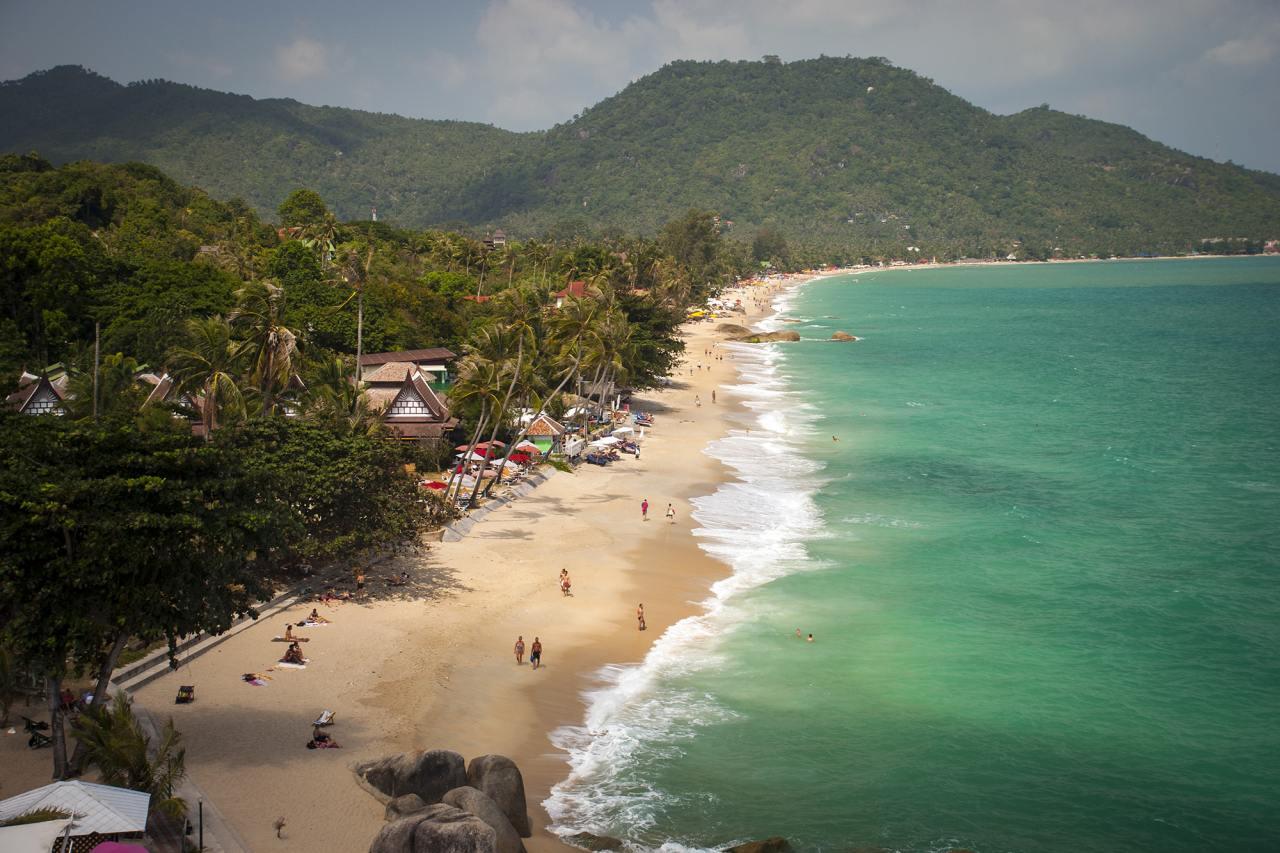 Lamai Beach Koh Samui