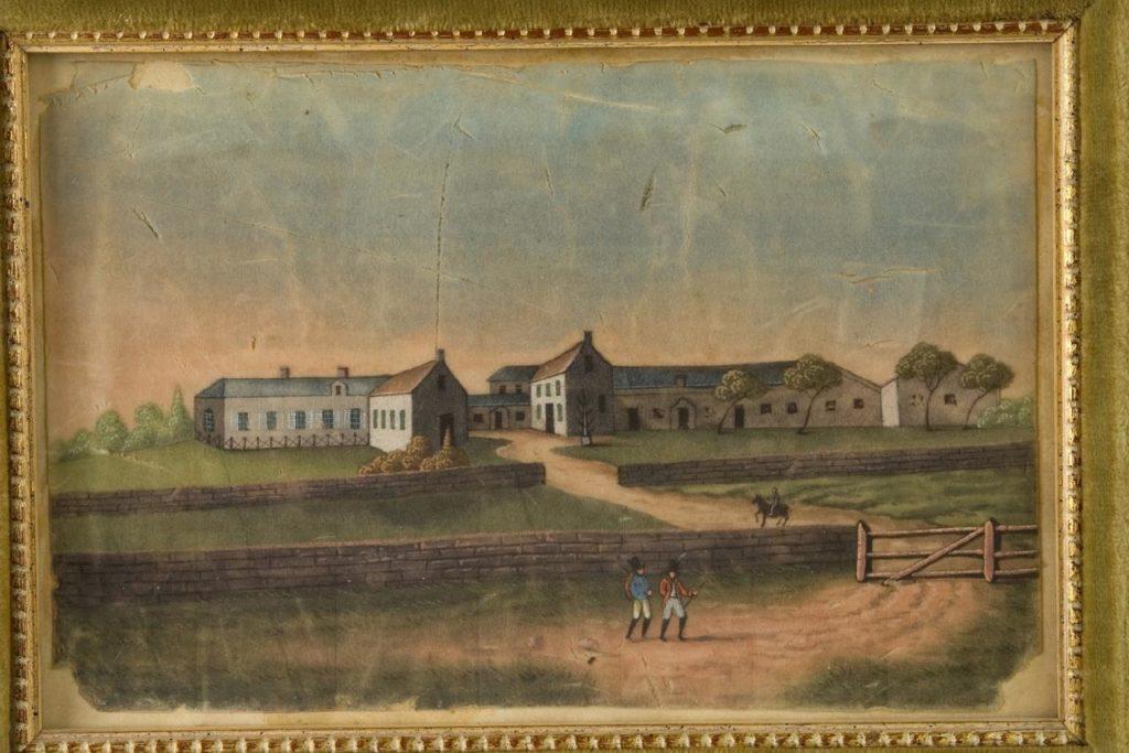 Longwood House - Exilwohnsitz von Napoleon