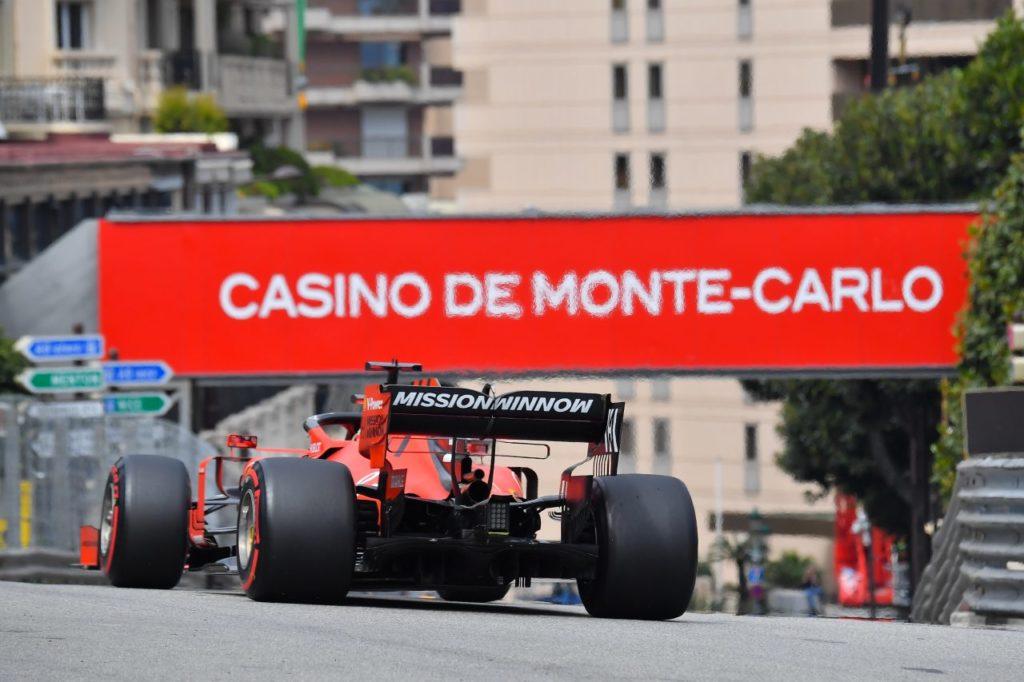Monaco Formel 1 und Casino