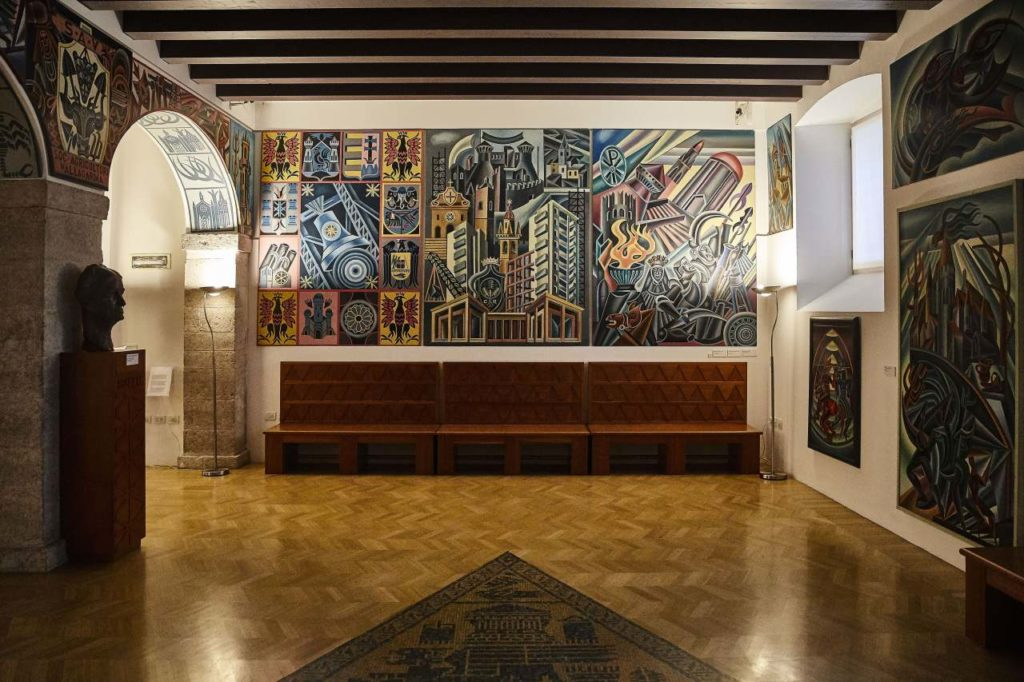 Rovereto Museo Casa Depero