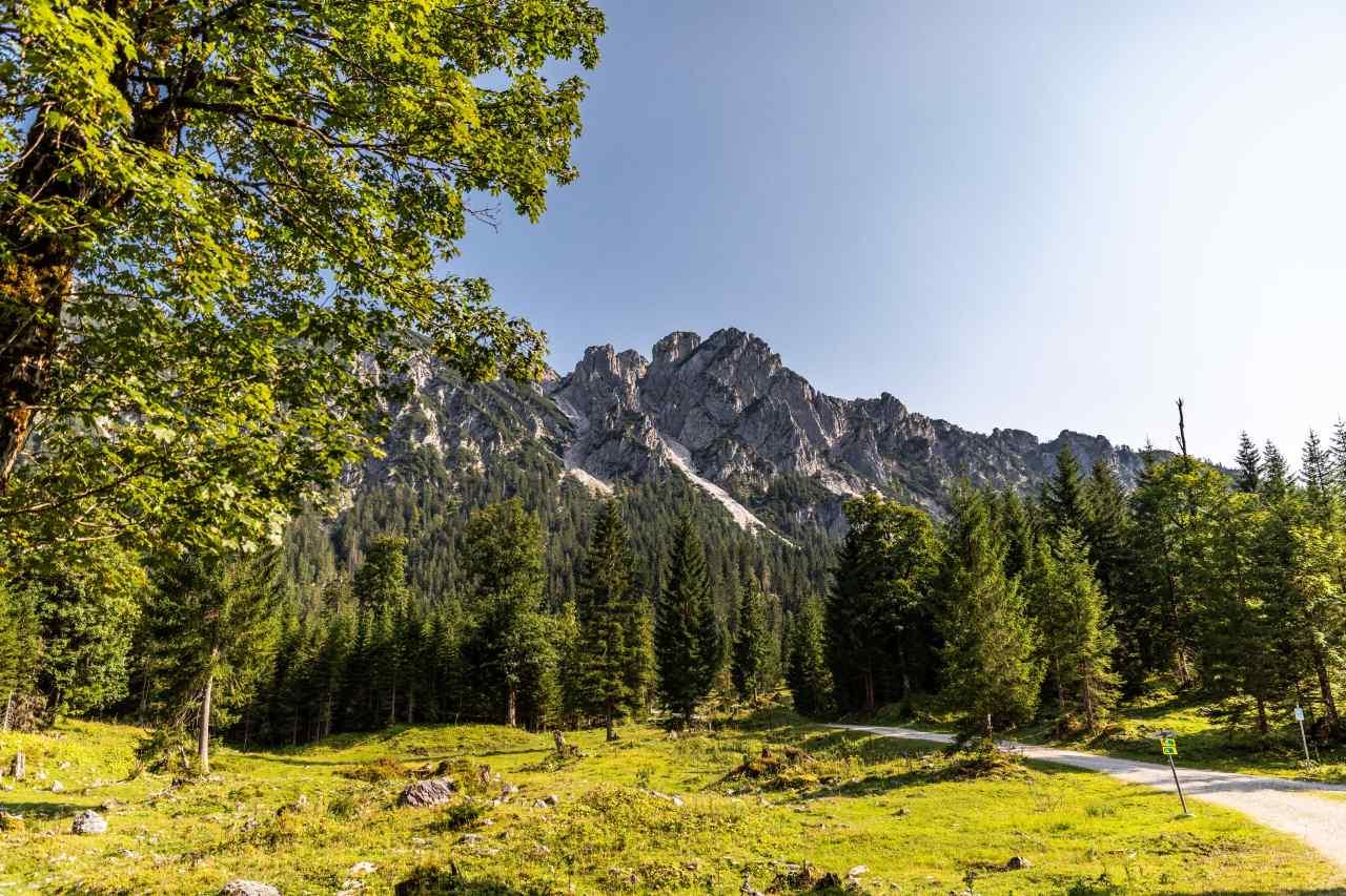 Spitzenwanderweg Zugspitz Region