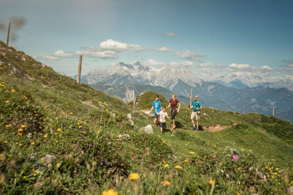 Entschleunigende Angebote St. Johann Tirol