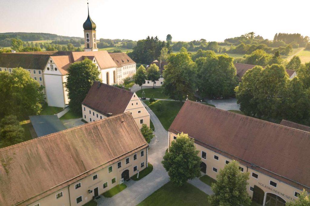 Kloster Oberschönenfeld Entschleunigung