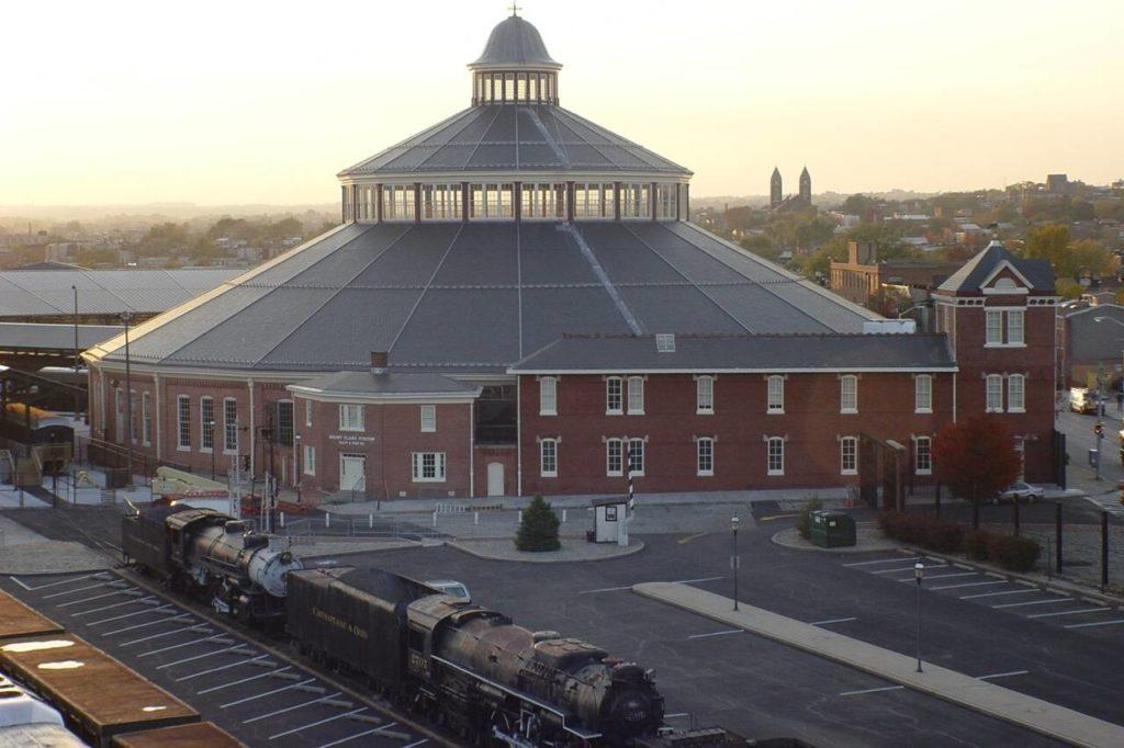 Baltimore and Ohio Railroad Museum