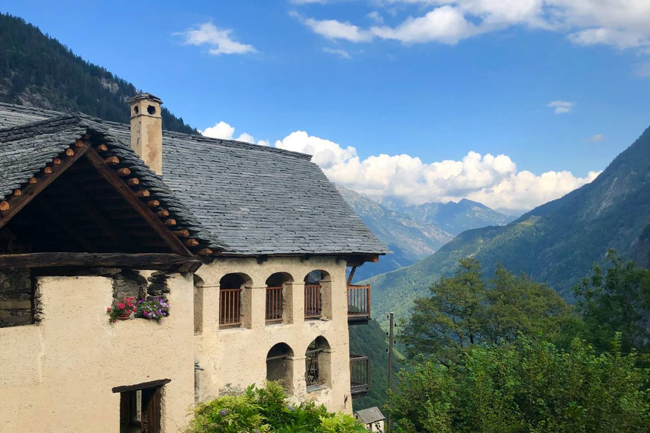 Bürgerhaus Cà Vegia Val Rovana