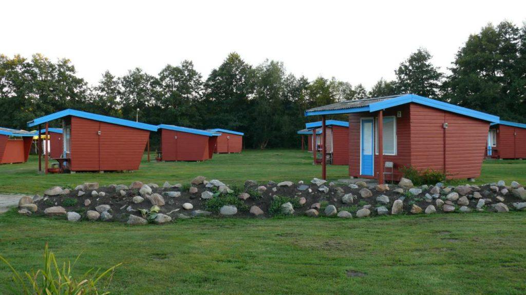 Campingplatz Kintų Pakrantė Ferienhäuser