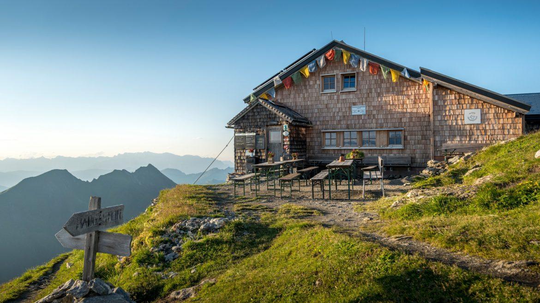 Gamskarkogelhütte Gasteinertal Sommer