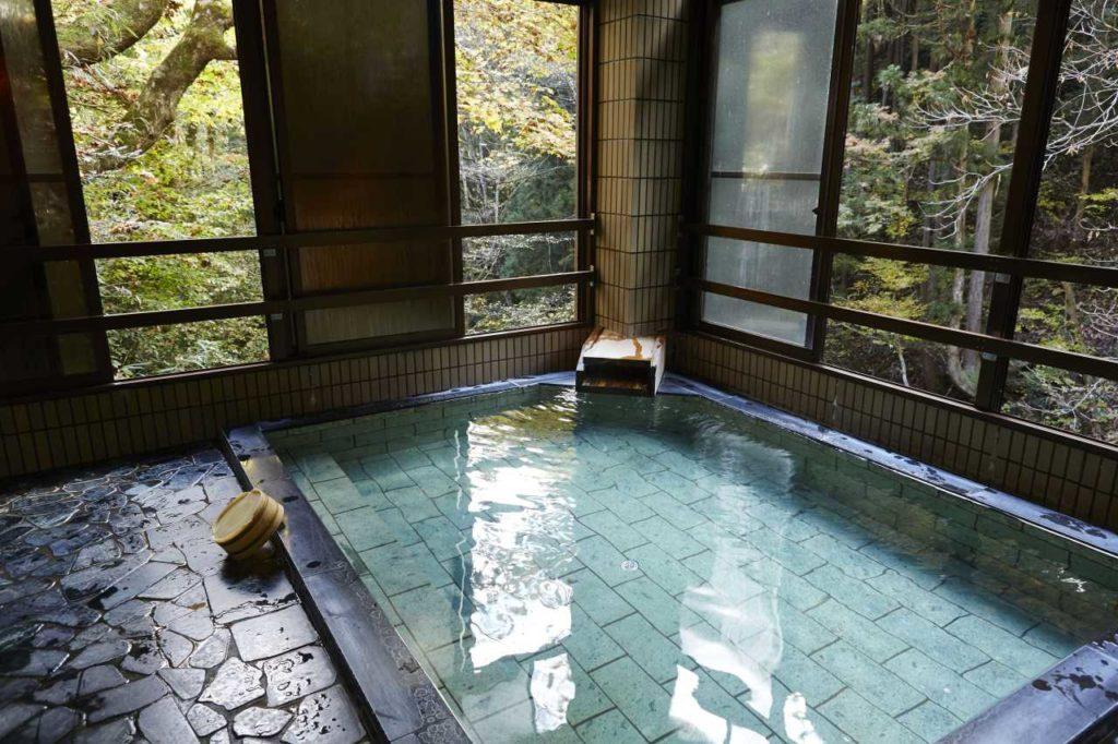 Janoyu Onsen Takara-so Tokio