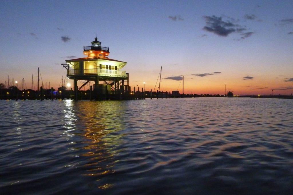 Choptank River Lighthouse Cambridge