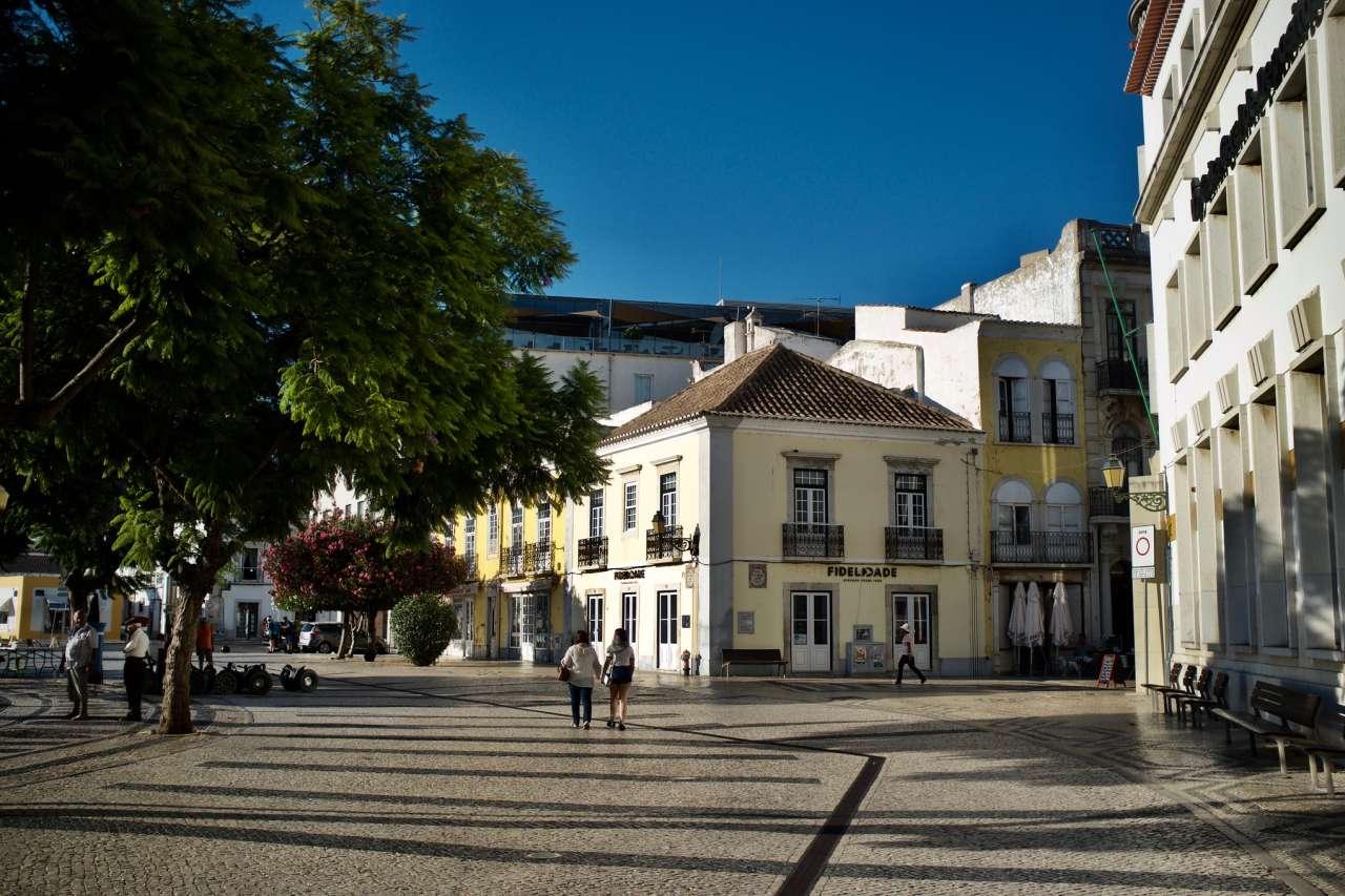 Faro Fußgängerzone