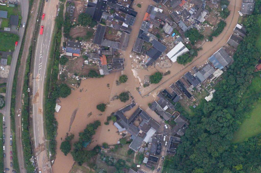 Flutkatastrophe 2021 in Deutschland