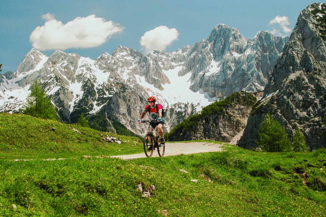Hauser Selfguided-Tour Biken in Slowenien