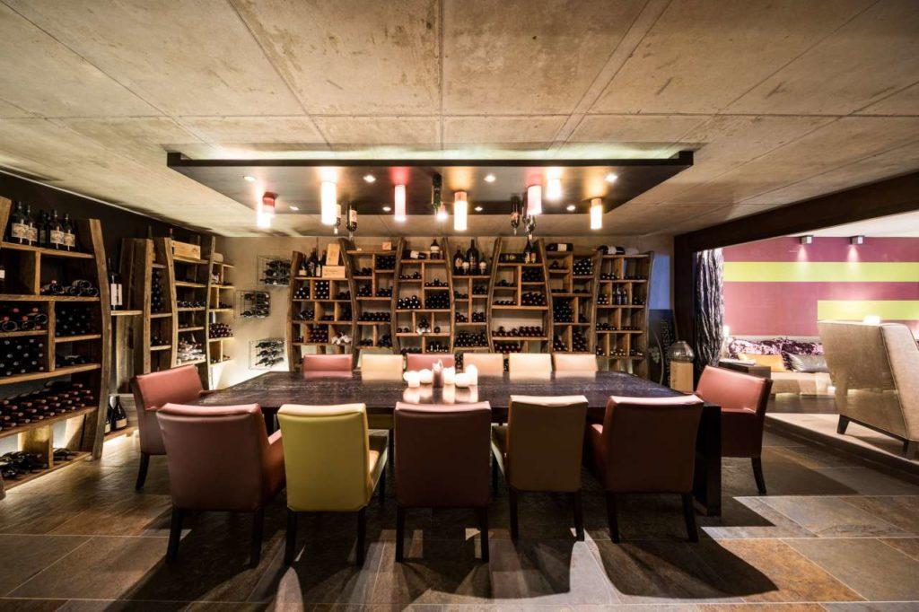 Hotel Weinmesser Schenna Restaurant