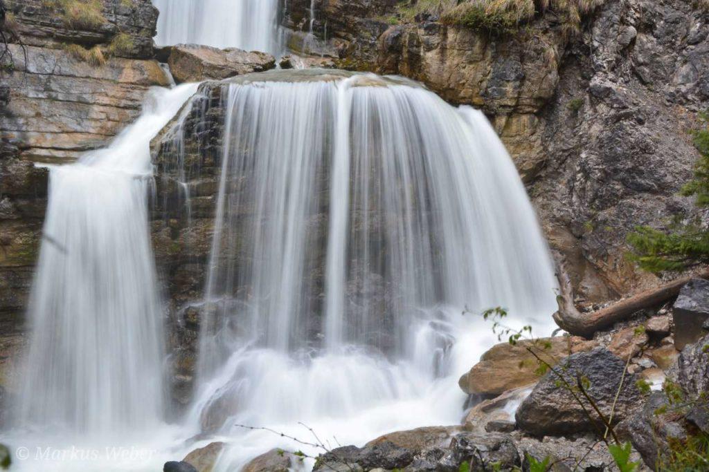 Kuhfluchtwasserfälle Farchant