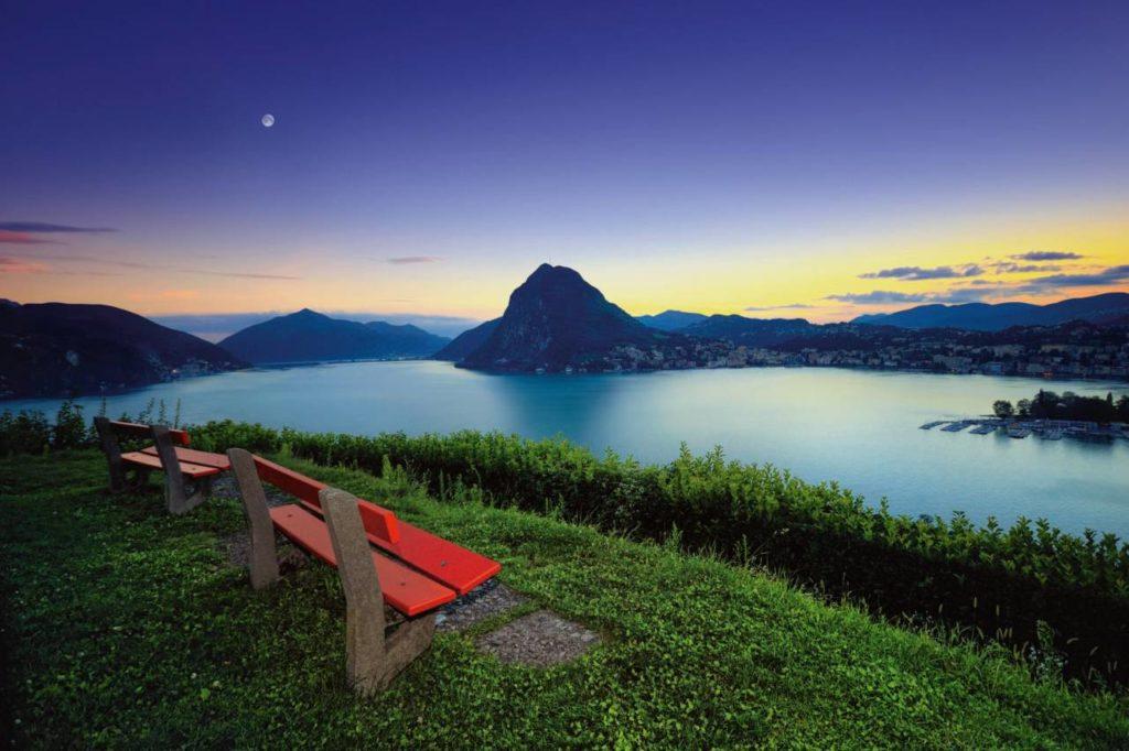 Parco San Michele Golf von Lugano