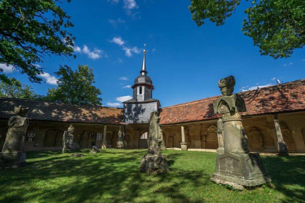 Portal Friedhof Camposanto
