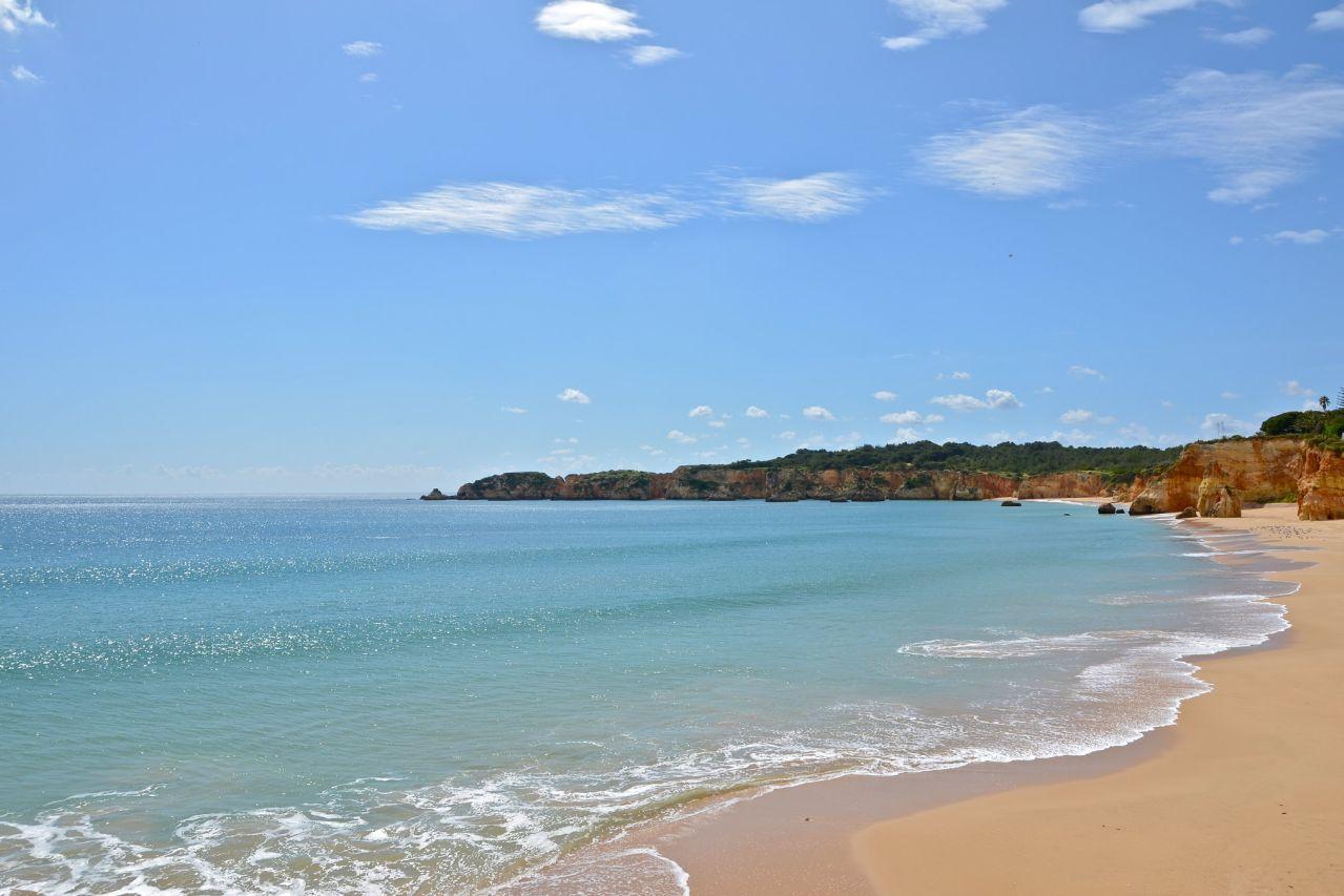 Praia do Vau Strand