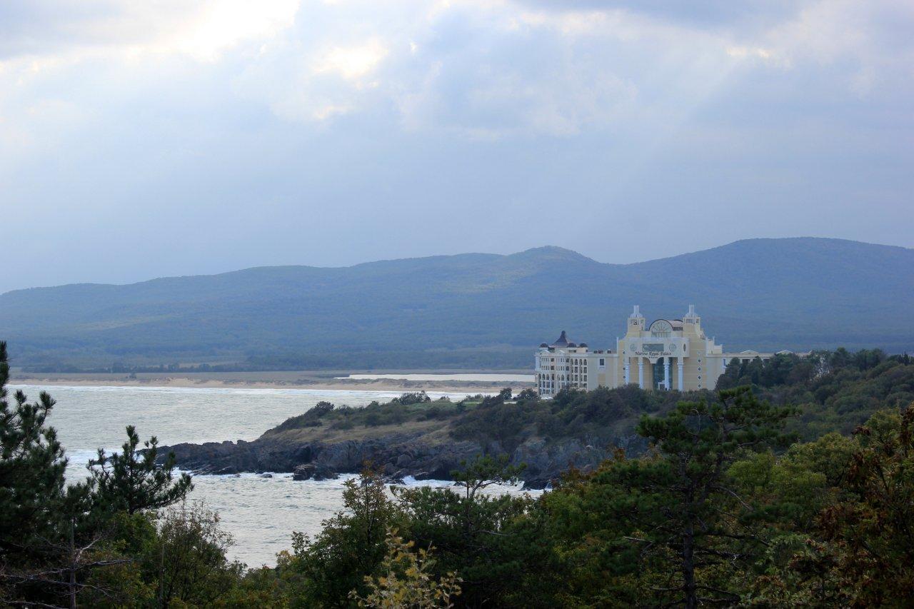 Schwarzmeerküste bei Djuni