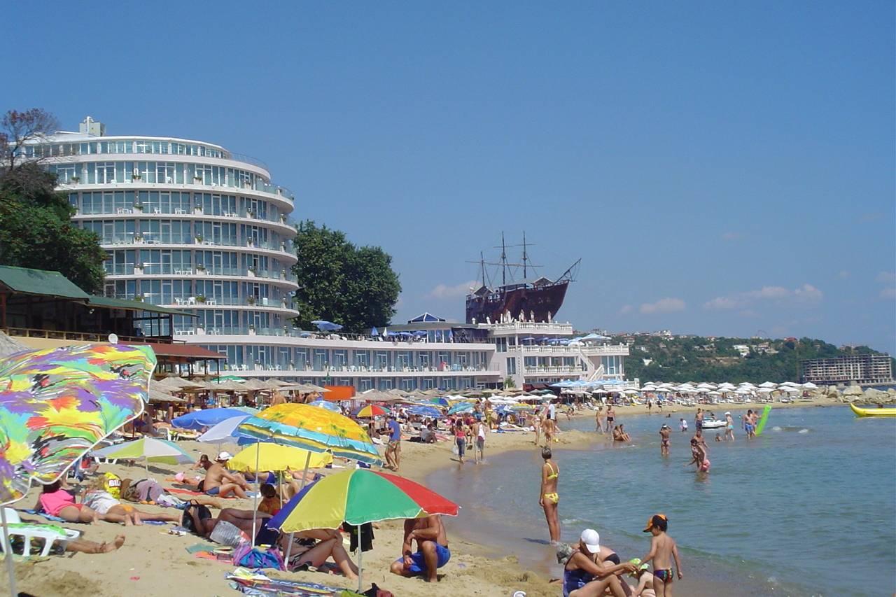 Strand von Sveti Konstantin