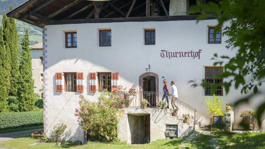 Thurnerhof Schenna Restaurant