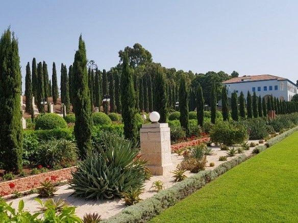 Bahá'í-Gärten in Akko