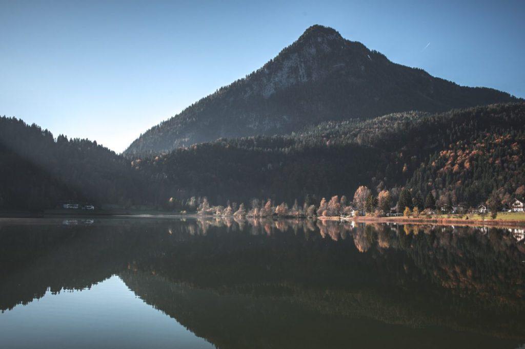 Herbstimpression See Kufsteinerland
