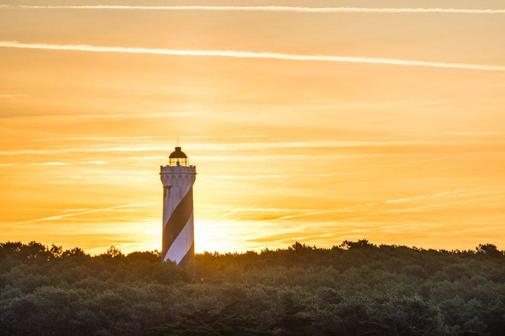 Leuchtturm von Contis