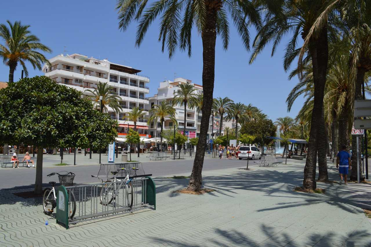 San Antonio Ibiza Zentrum