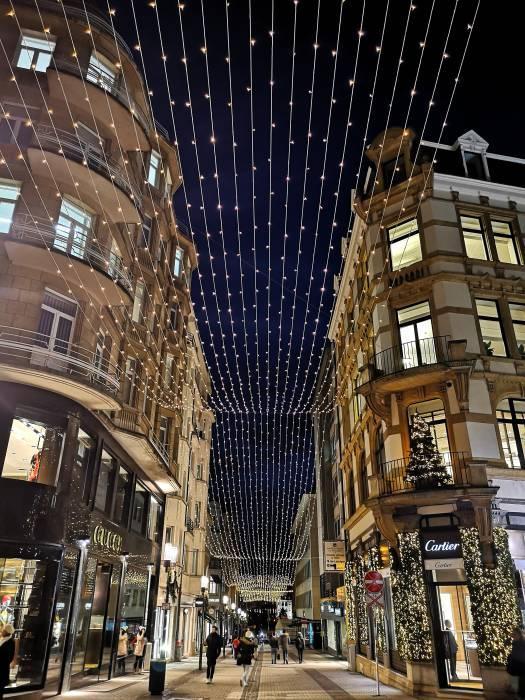 Shoppingmeile Luxemburg City