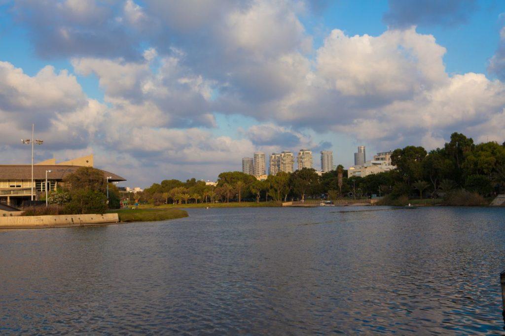 Tel Aviv Yarkon Park