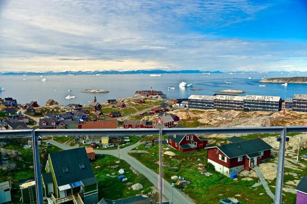 Best Western Ilulissat Blick Fjord