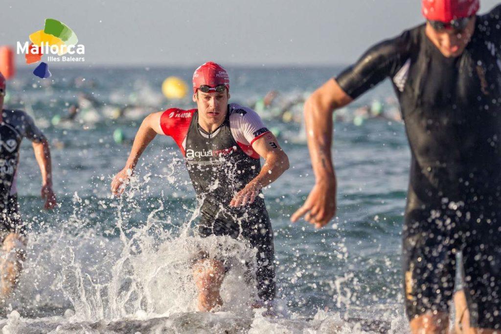 Challenge Peguera Mallorca Schwimmer