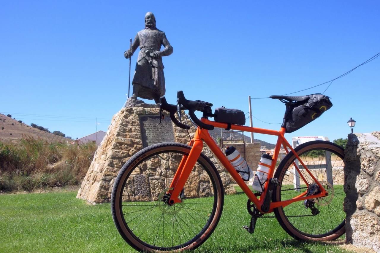 El Ployo del Cid Fahrrad