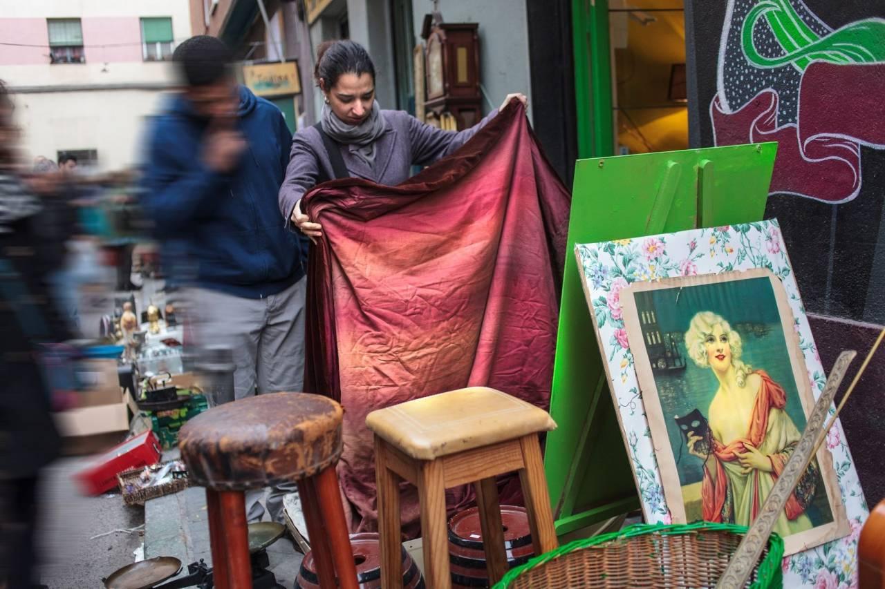 Flohmarkt El Rasto
