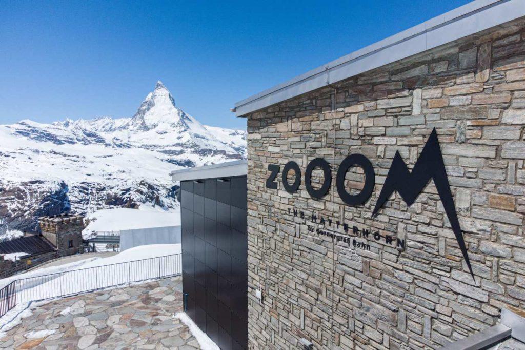 Gebäude Zooom The Matterhorn