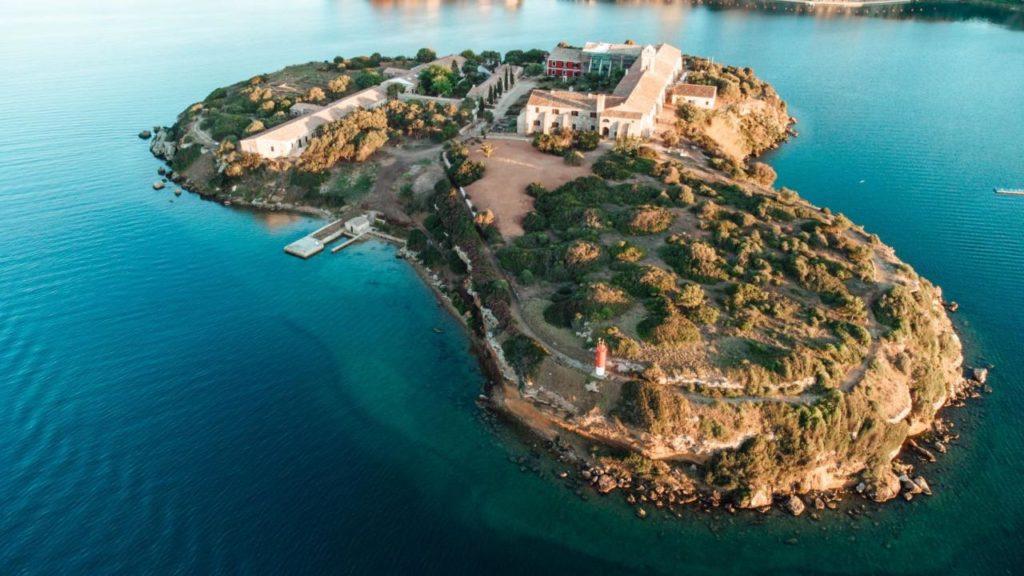 Kunstzentrum Illa del Rei Menorca