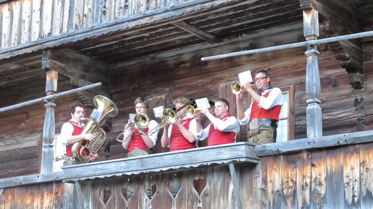 Musikalischer Bergadvent in der Wildschönau