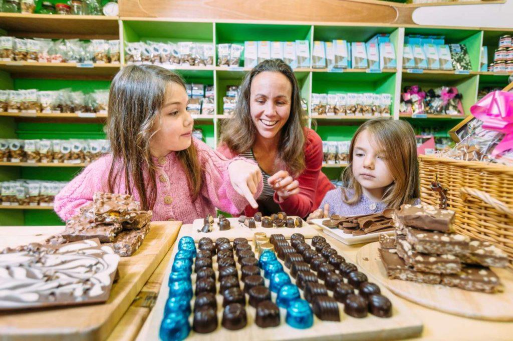 Schokoladen von Wilde Irish Chocolate