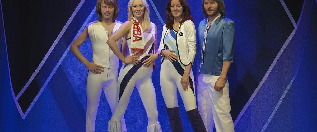 ABBA Gruppenbild Museum