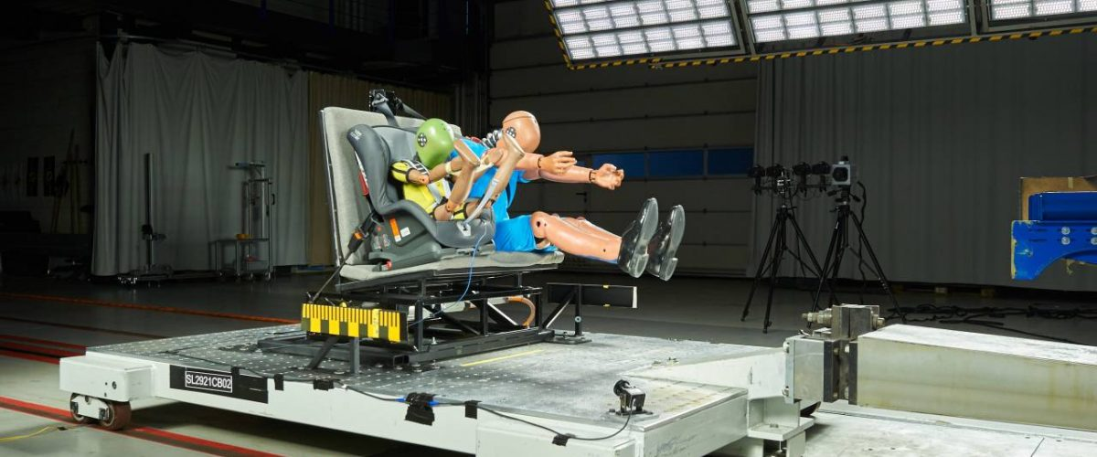 ADAC Crashtest Wohnmobil-Rückbänke