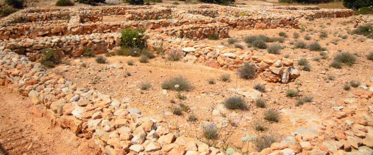 Ausgrabungen Sa Caleta Ibiza