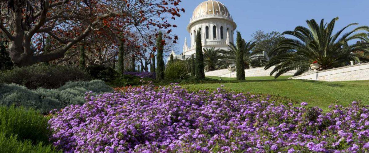 Bahá'í-Gärten in Haifa